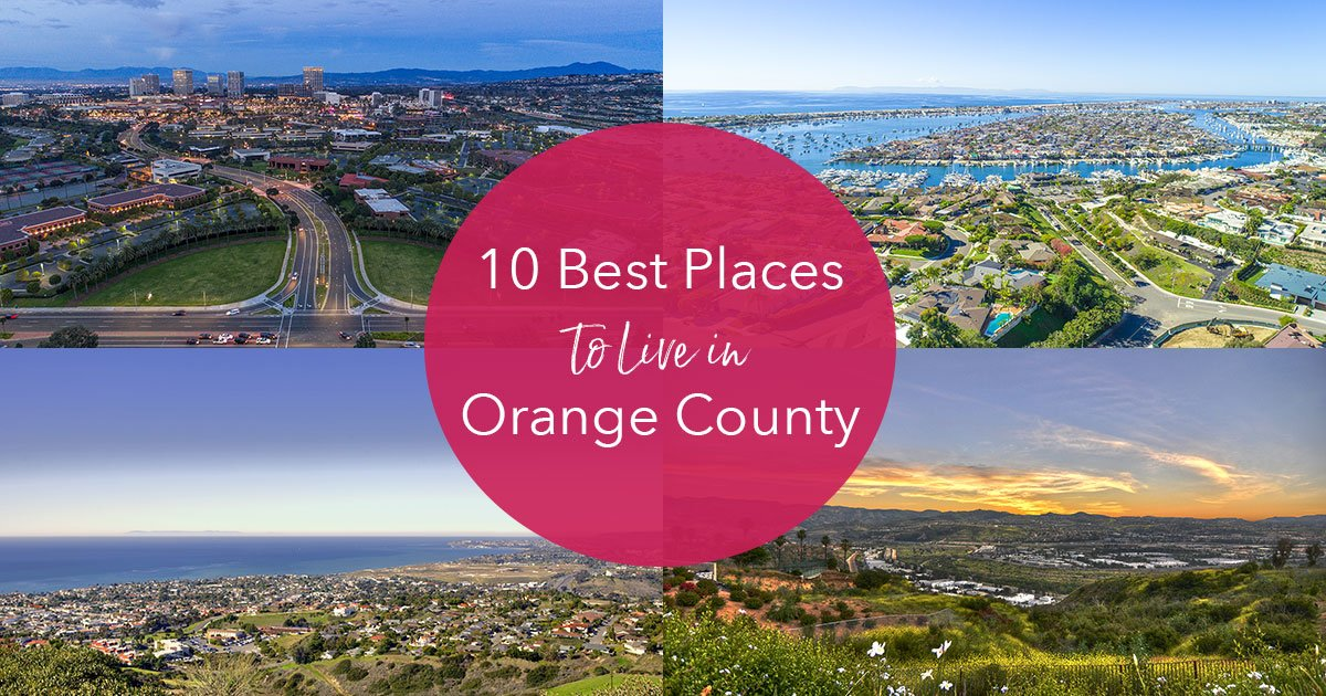 Best Suburbs in Orange County