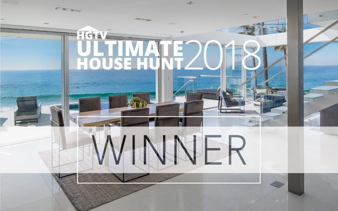 Meital Taub of First Team Real Estate Christie's International Closes Sale on Home Named Winner in 2018 HGTV Ultimate House Hunt