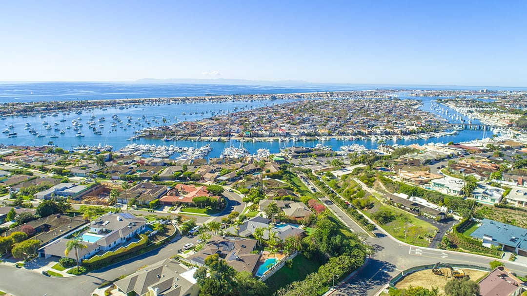 Newport Beach Best Orange County Suburbs