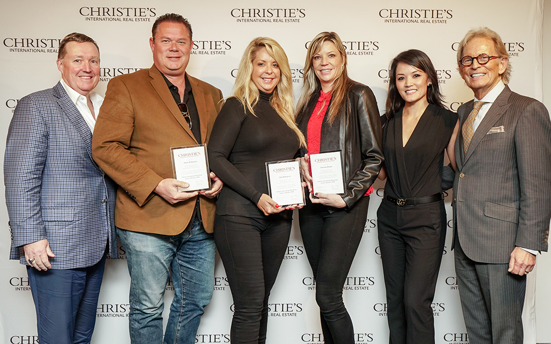 More than 250 Christie's International Real Estate network agents bestowed Luxury Specialist designation