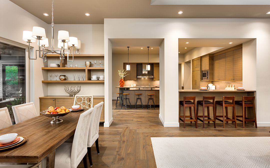 Wet Bars & Butler's Pantries Make These 5 Newport Beach Homes Perfect for Hosting the Holidays