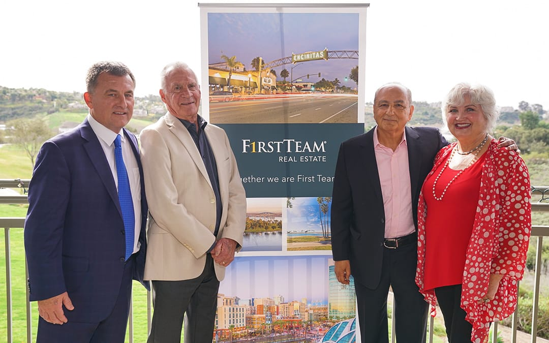 San Diego Real Estate Sees Promising Outlook With First Team And Sea Coast Exclusive  Properties Merger