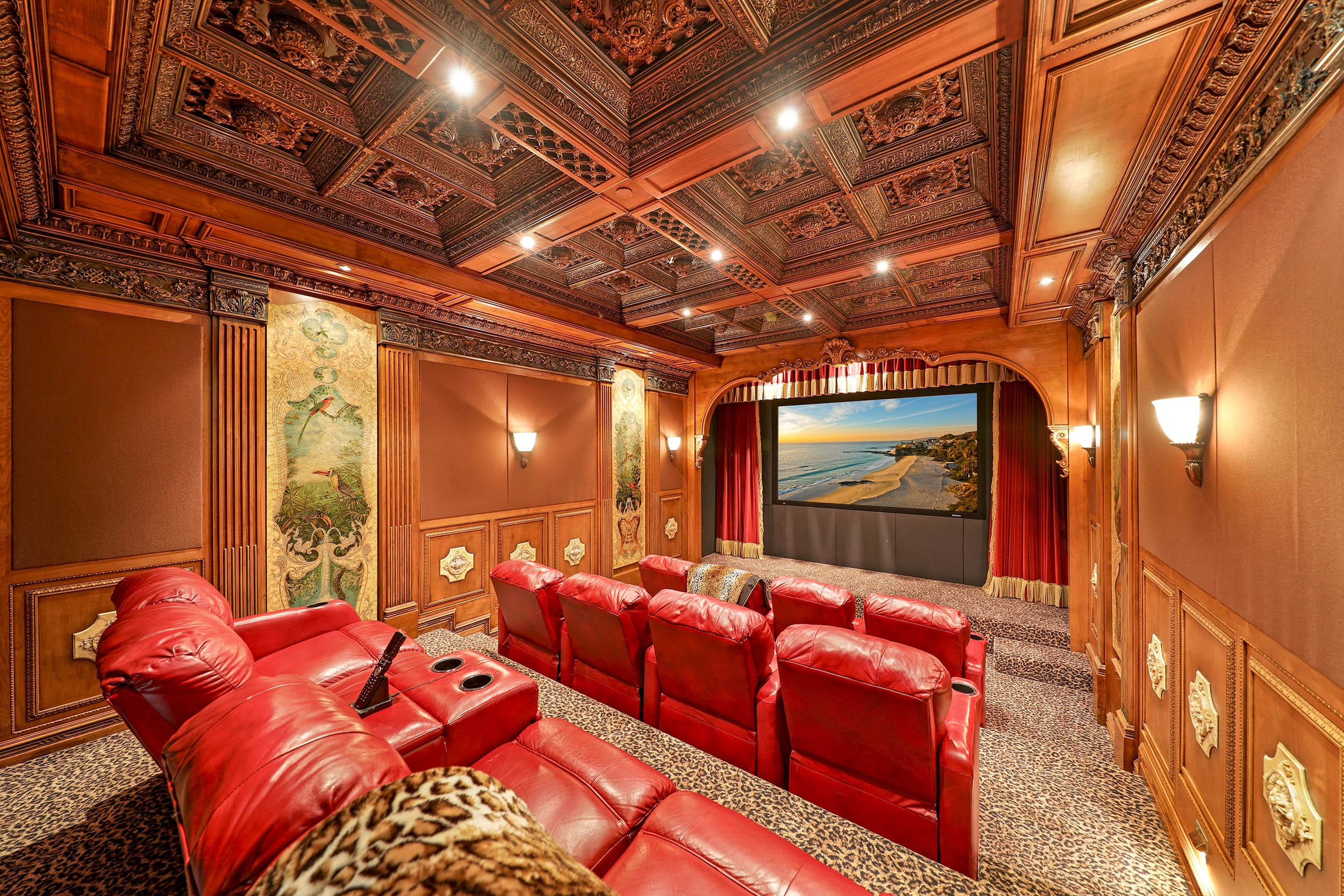 Dream Home Decor Home Theater