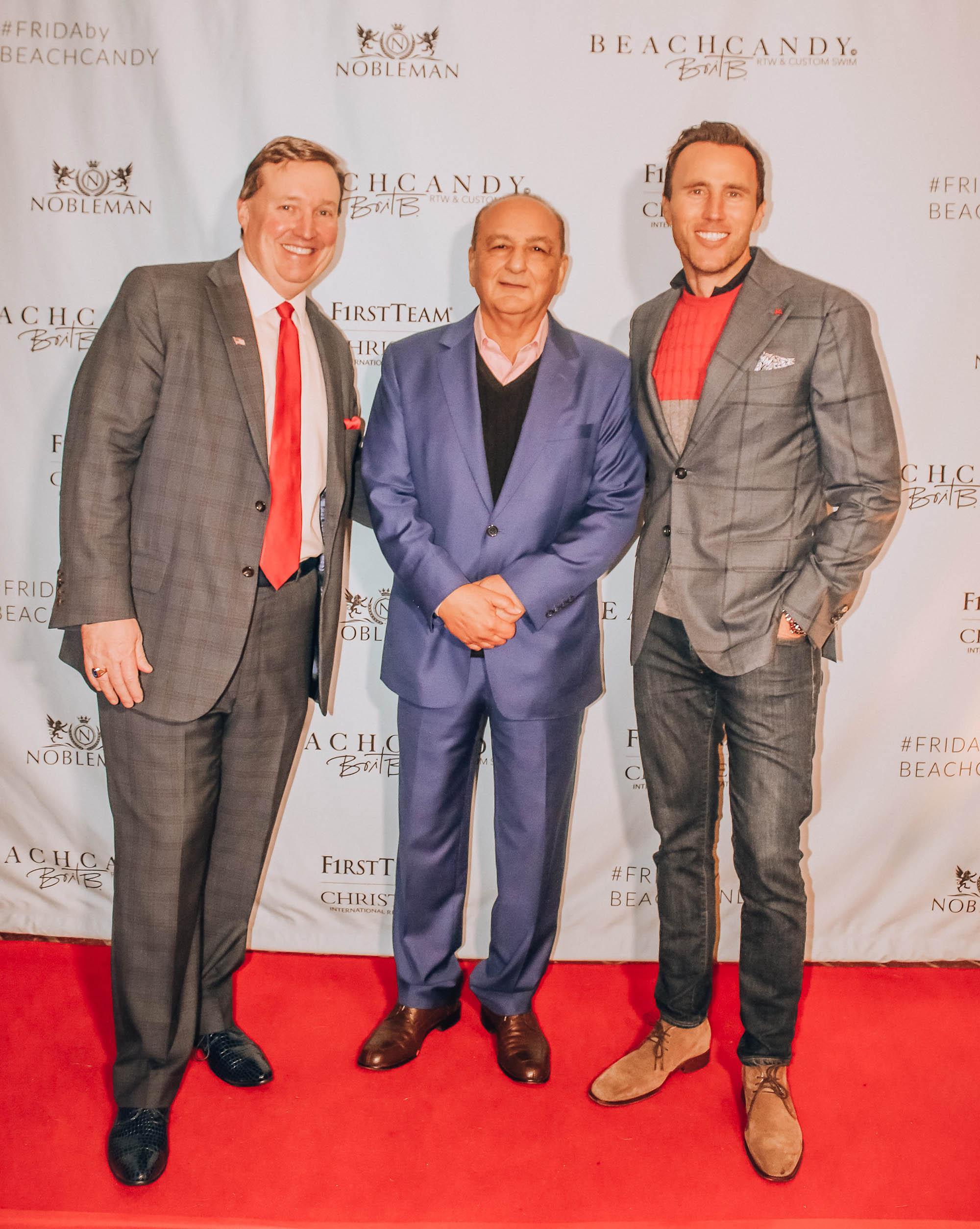 First Team Christie's International Hosts High-End Luxury Brands at Beach Candy Fashion Event