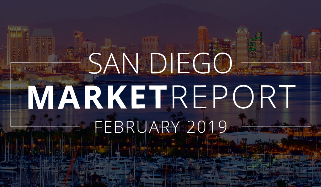 San Diego County Real Estate Market Update | February 2019