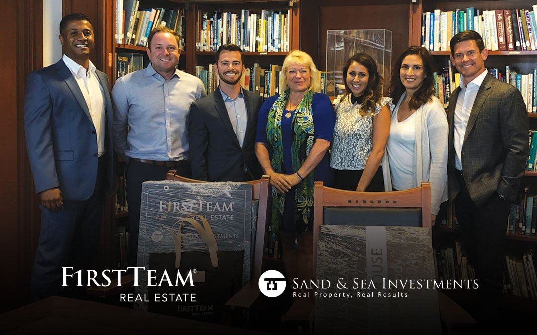 First Team Initiates New San Diego Joint Venture with Sand & Sea Investments