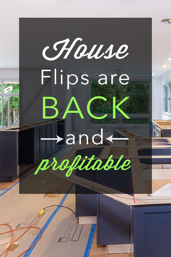 House Flipping is back