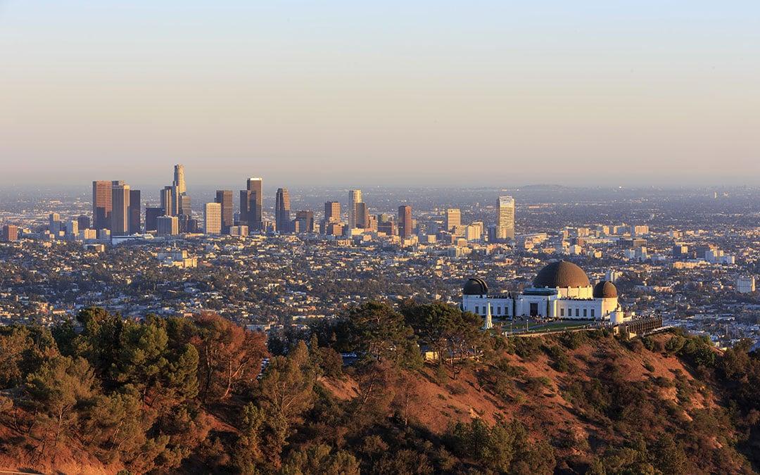 Neighborhoods in Los Angeles