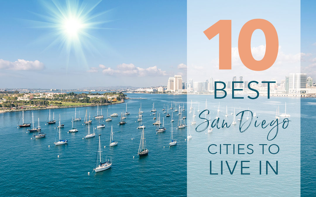 Top 10 Suburbs To Live In If You're Searching for Houses for Sale in San Diego