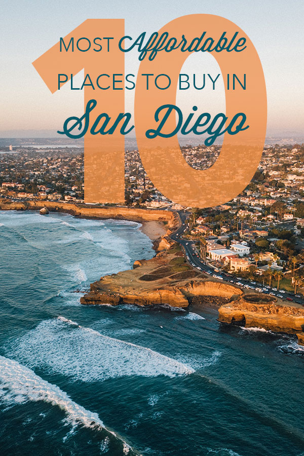 Top 10 affordable places to buy in San Diego