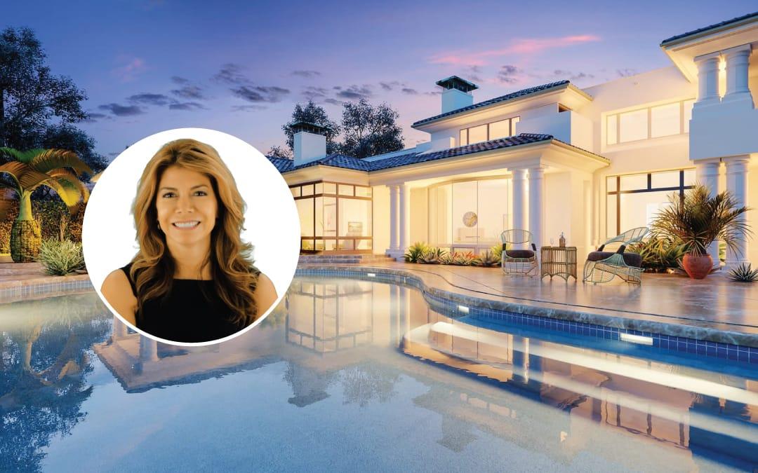Josie Andrade of First Team Real EstateWins Hispanic Real Estate's Most Prestigious Award