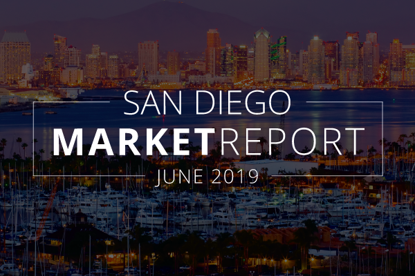 San Diego County Real Estate Market Update | June 2019