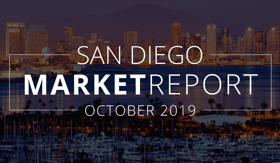 San Diego County Real Estate Market Update | October 2019