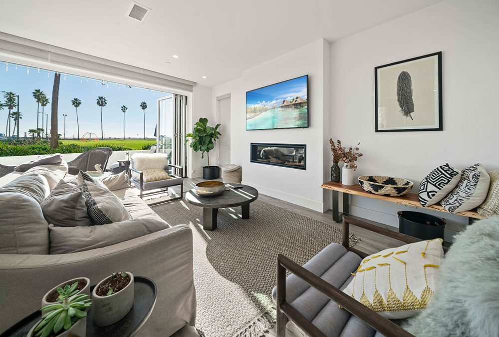 Coastal Luxury Expert Monique Brown of First Team Represents Buyer and Seller of Balboa Gem