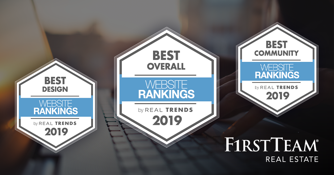 FirstTeam.com Once Again Nationally Recognized as Top Real Estate Website