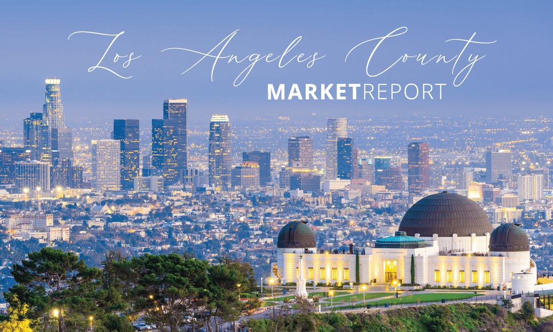 Los Angeles County Real Estate Market Update | December 2020