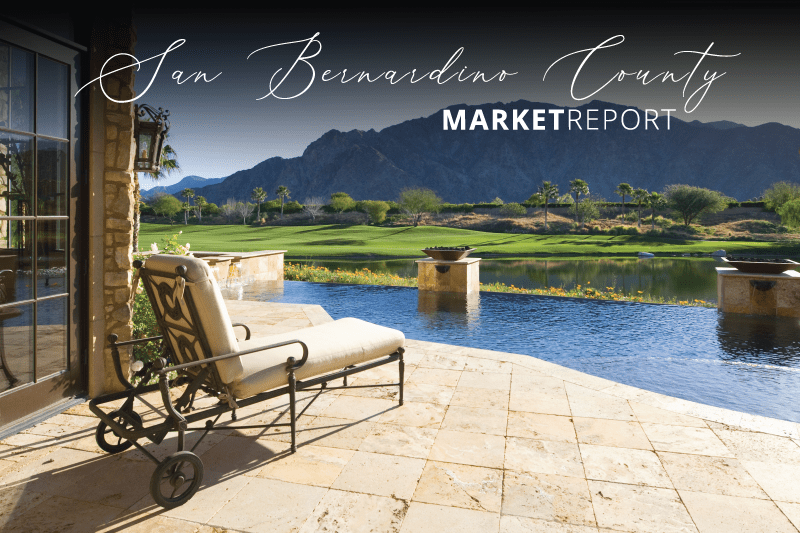 San Bernardino County Real Estate Market Update | May 2020