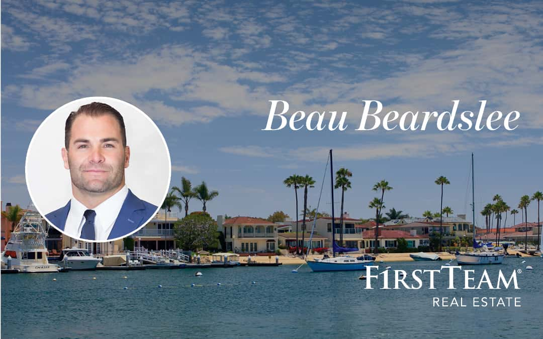 Beau Beardslee Brings Distinguished Professionalism as First Team/Christie's International Newport Beach Manager