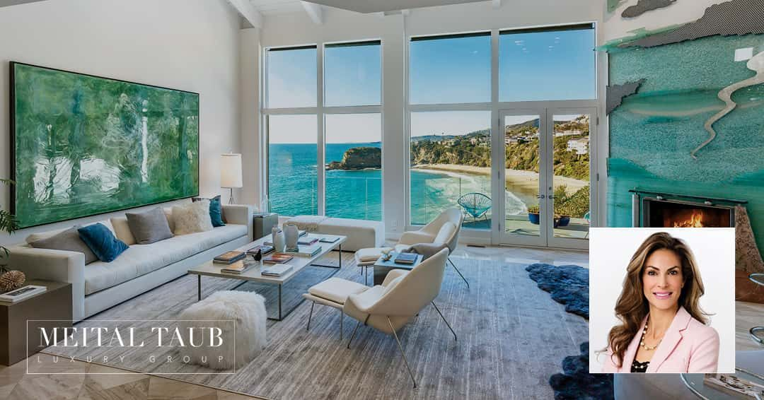 Top-Producing Luxury Real Estate Agent Meital Taub Closes Sale On $7.25 Million Beachfront Home