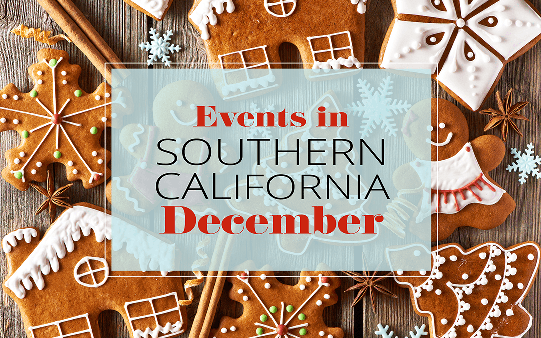 Events in Southern California | December 2020