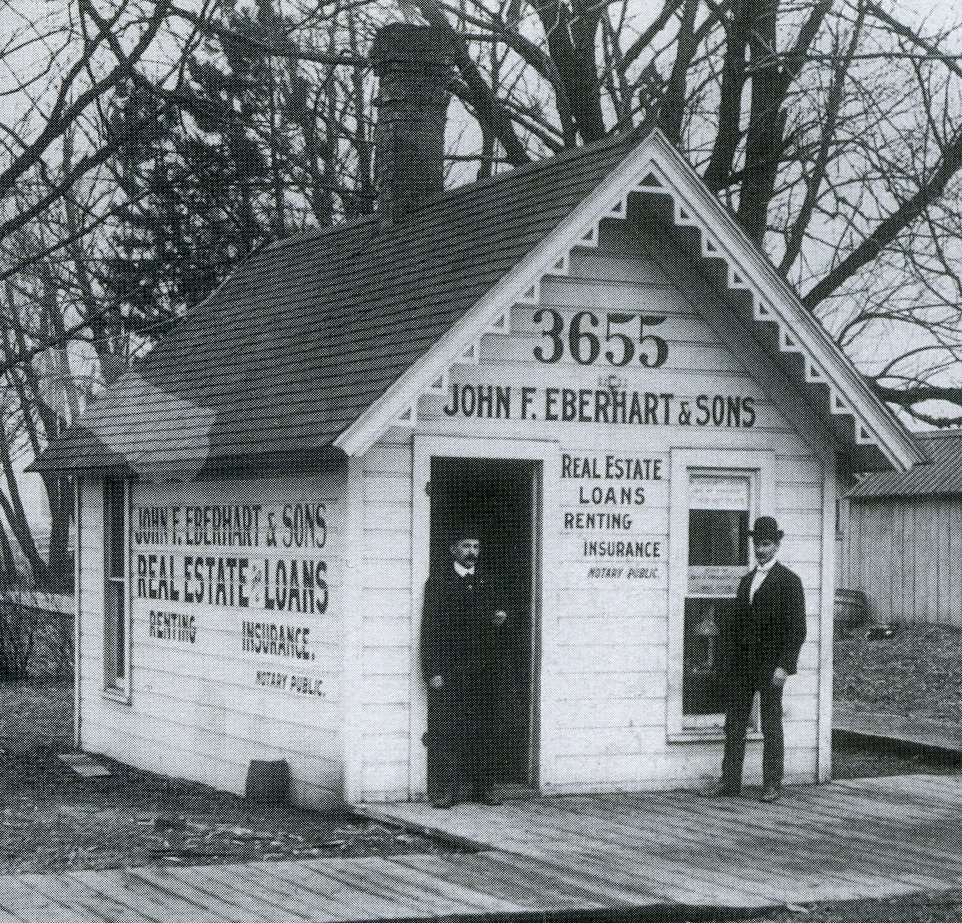 Old time real estate
