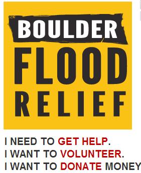 Boulder Flood Relief