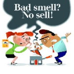 No Smell Graphic
