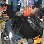 Real Messy Closet