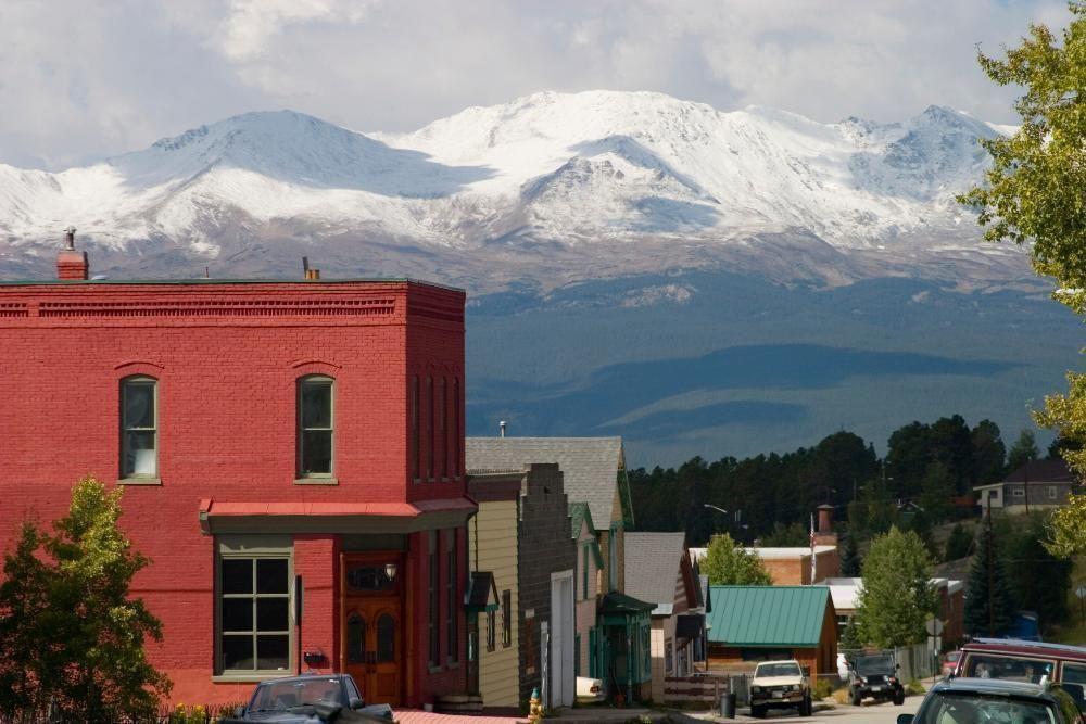 Historic Leadville - real estate in Colorado