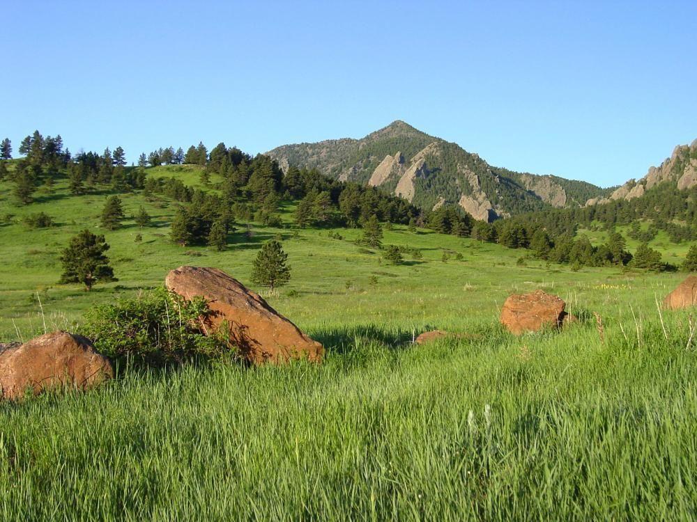 relocate to boulder Chautauqua Park
