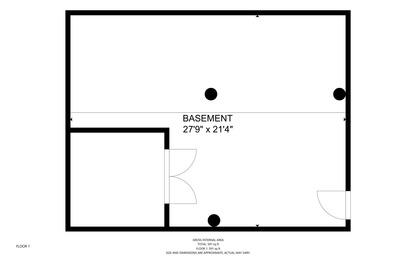 2593 Sunshine Canyon Drive floor plan 2