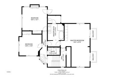 2593 Sunshine Canyon Drive floor plan 3