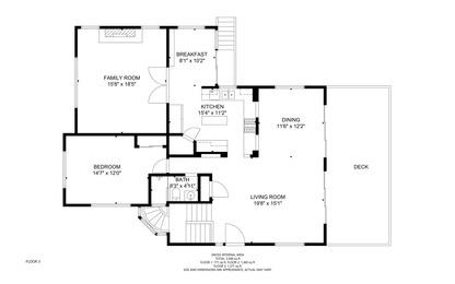2593 Sunshine Canyon Drive floor plan 4