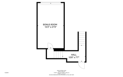 4789 Sunshine Canyon Drive floor plans 1