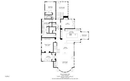 4789 Sunshine Canyon Drive floor plans 2