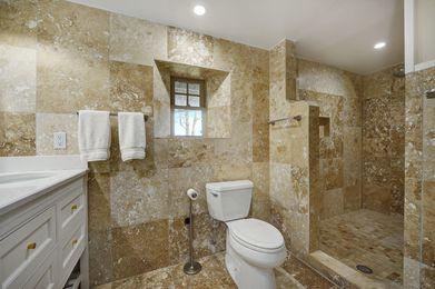 7865 Arlington, lower level bath 1