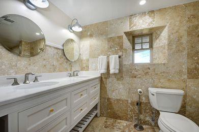 7865 Arlington, lower level bath 2