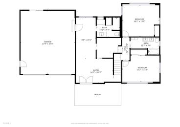 Floor-1-279 Green Meadow Ln