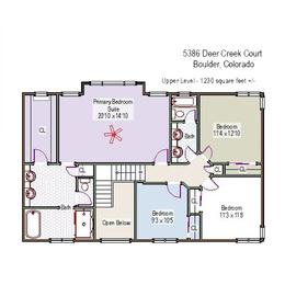 Deer Creek Floorplan 2