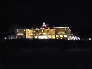 Stanley Hotel New Years Day Eve