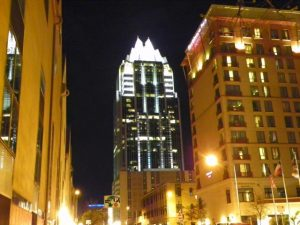 Downtown Office Building in Austin, Texas