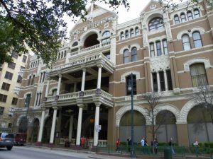 The Driskill Hotel in Austin Texas 1885