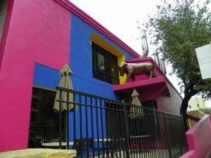 Colorful Austin Texas