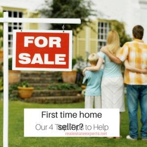 first-time home seller