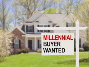 millennials buying houses