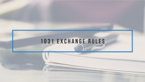 1031 Exchange Rules What Homeowners Need to Know - article banner