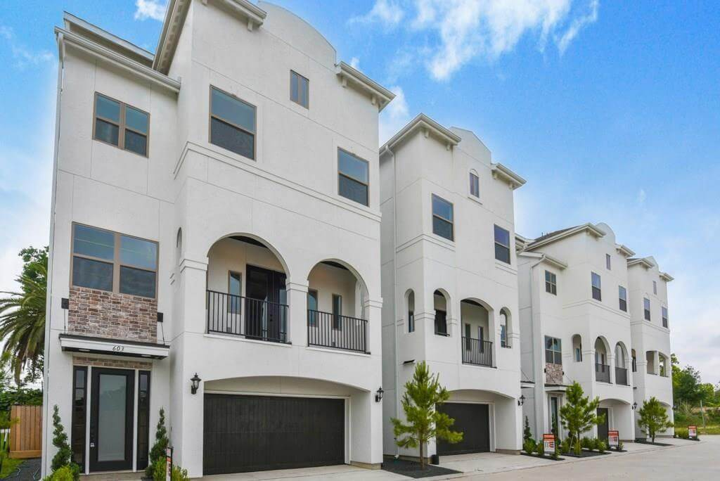 Townhome Houston Premium Homes Realty Group Texas for sale real estate agent (1)