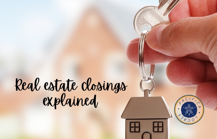 Real estate closings explained