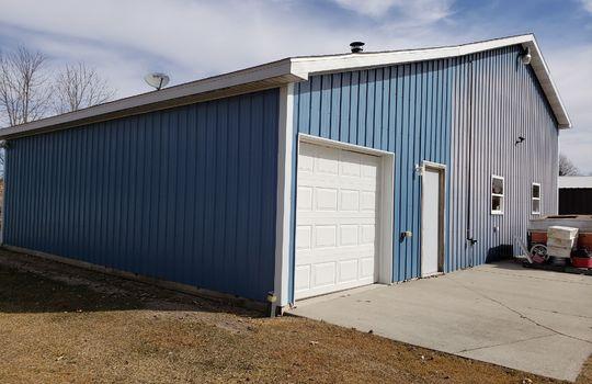 803 Lansing – garage 2 exterior 3