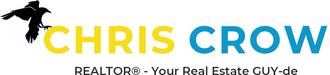 Chris Crow text logo 9